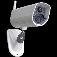 Bild - Komplett Hemlarm med kamera och GSM sändare